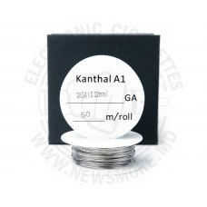 Kanthal 0.18; 0.2; 0.3; 0.4; 0.5; 0.6 mm