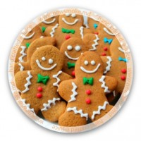N.S Gingerbread Cookie