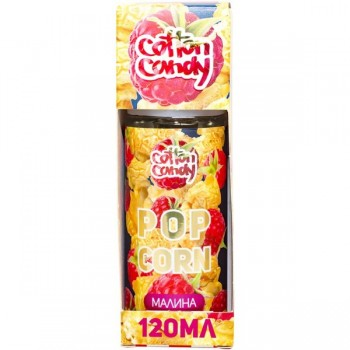 POP-CORN Cotton Candy 120ml